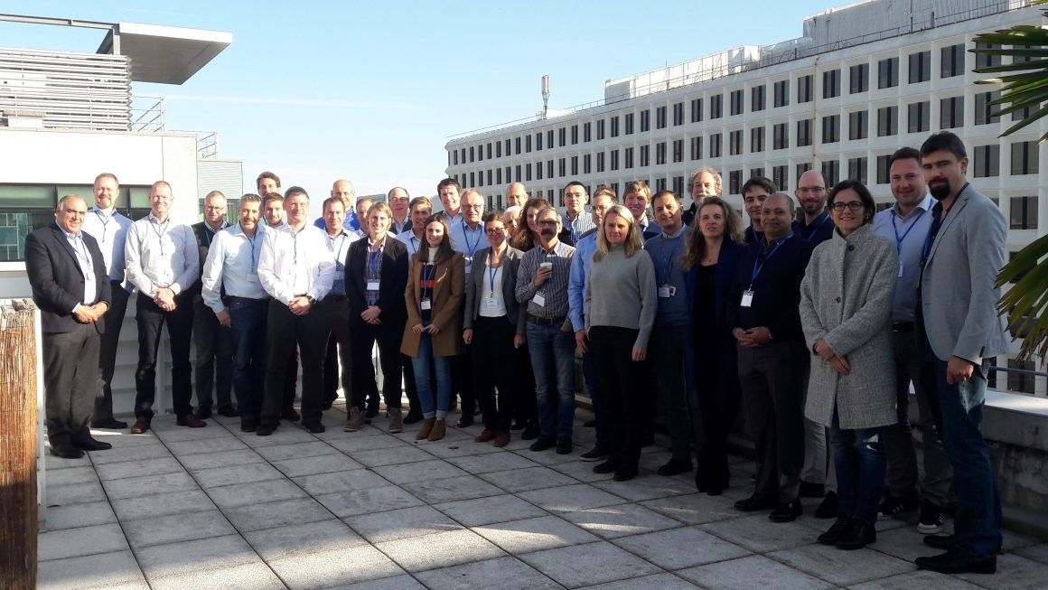 OSCCAR F2F Meeting, Paris France